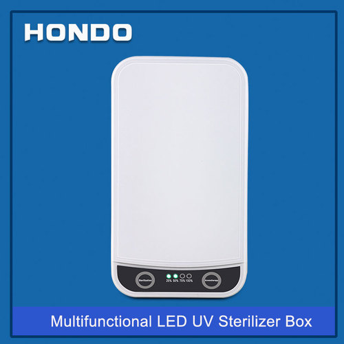 Multifunctional LED UV Sterilizer Box